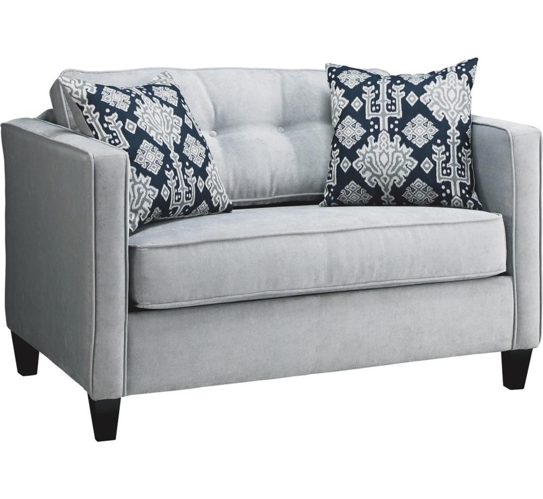 Gray Twin Sofa Sleeper