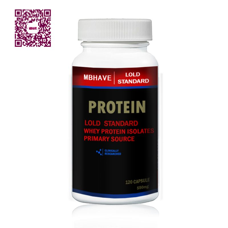 550mg 120 Capsules Whey Protein Powder Capsules Wpc 80 Fitness Nutrition Supplements Increase Body Muscle Weigh Nutrition Nutritional Supplements Whey Protein