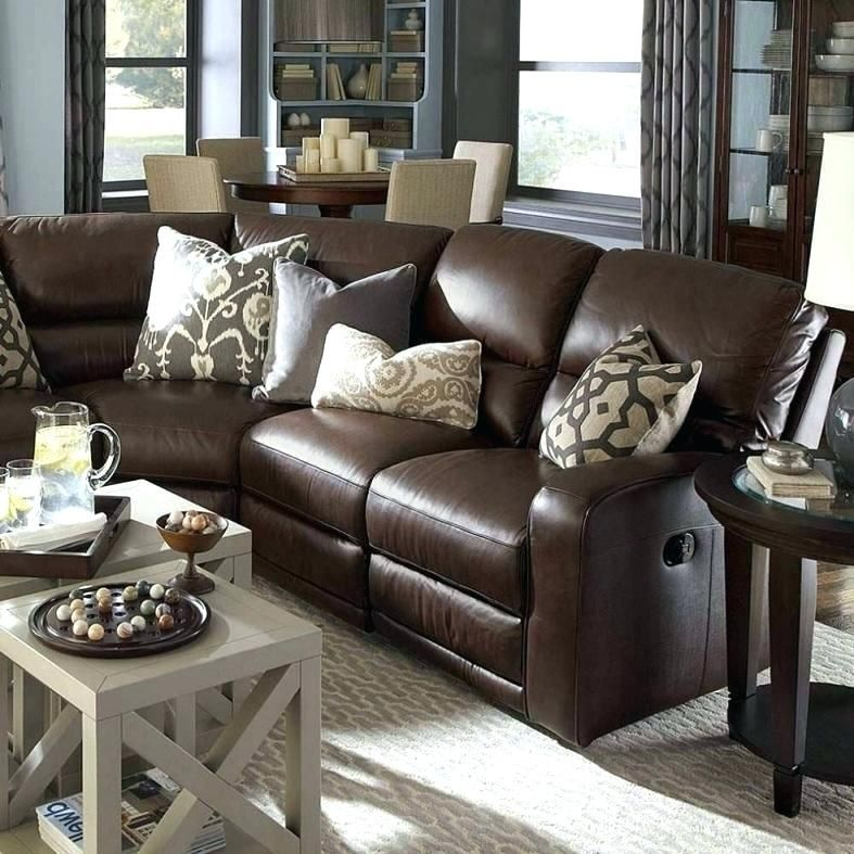 pillows for leather couch  brown couch living room