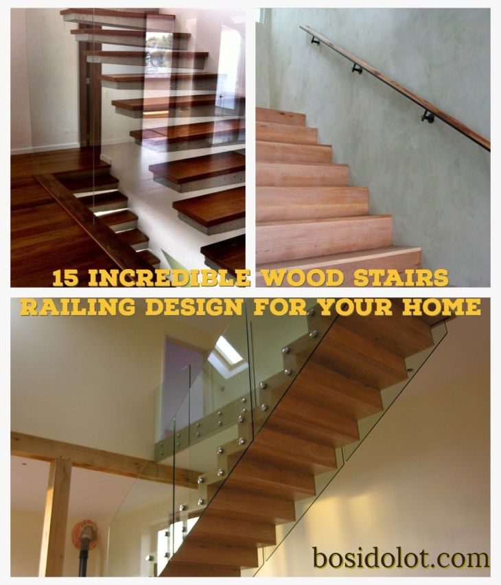 15 Incredible Mediterranean Staircase Designs That Will: Daily Inspirations: Latest! 15 Incredible Wood Stairs