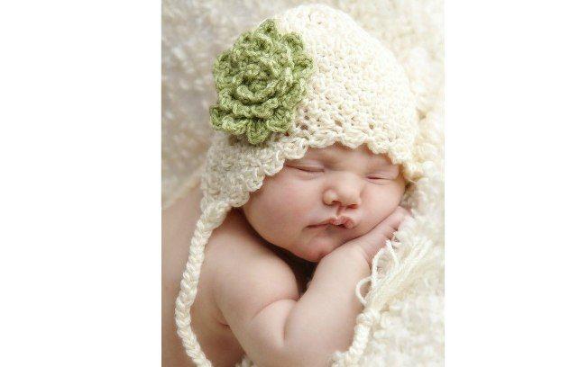 60 modelos de toucas para bebês e crianças | Pinterest