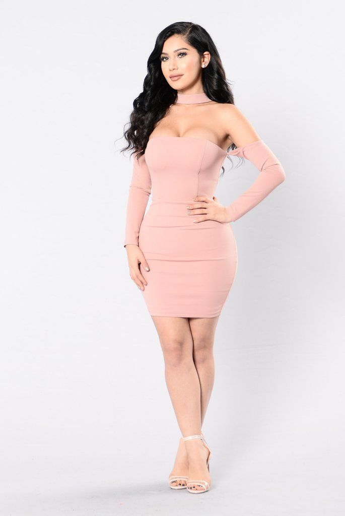 See You When I See You Dress - Mauve | Combinaciones, Para mujeres y ...