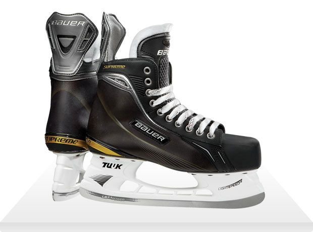 These Skates Just Arrived To My Ice Hockey Bag Wohoo So Excited To Try Out Once I Get The Blades Profiled Ice Hockey New Skate Hockey