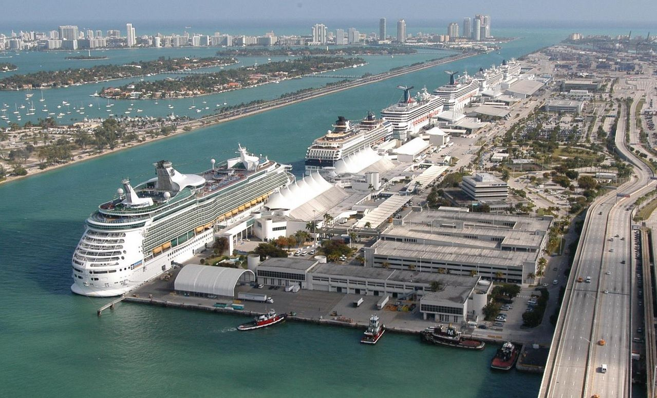 Miami Port Fort Lauderdale Airport Shuttle To Miami Port Shuttle To Port Of