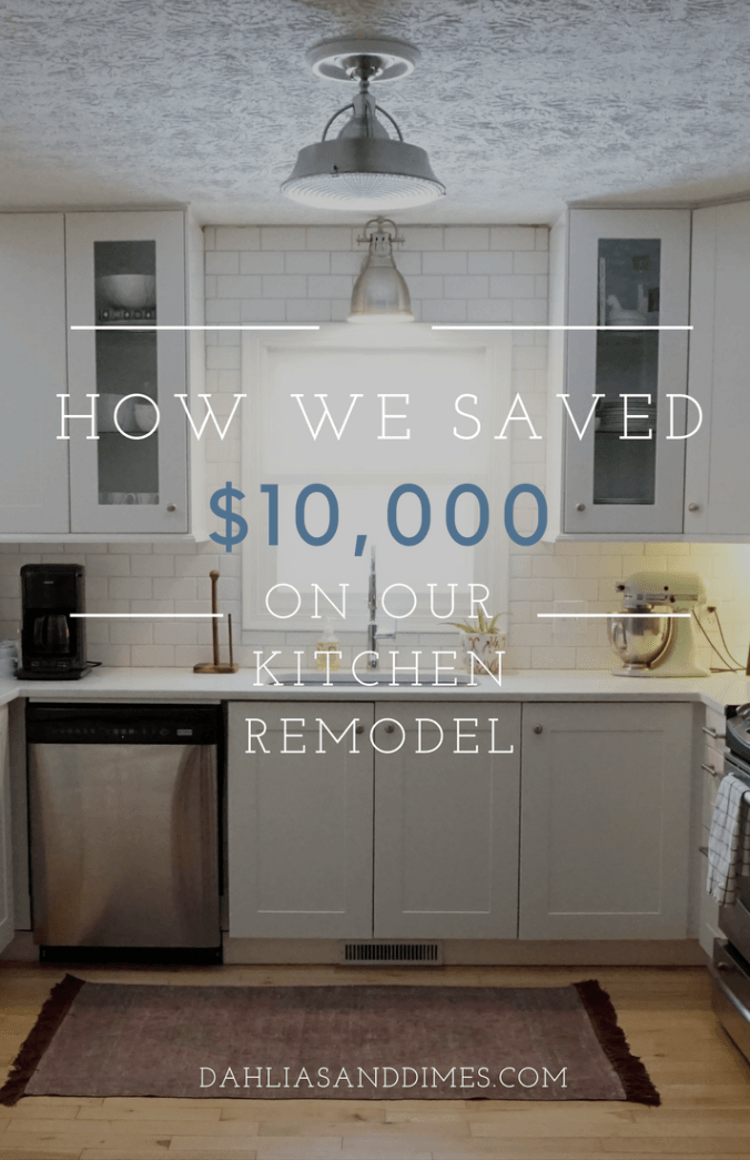 How We Saved $10000 On Our Kitchen Remodel  Ikea Kitchen Remodel Entrancing Ikea Kitchen Remodel Decorating Inspiration
