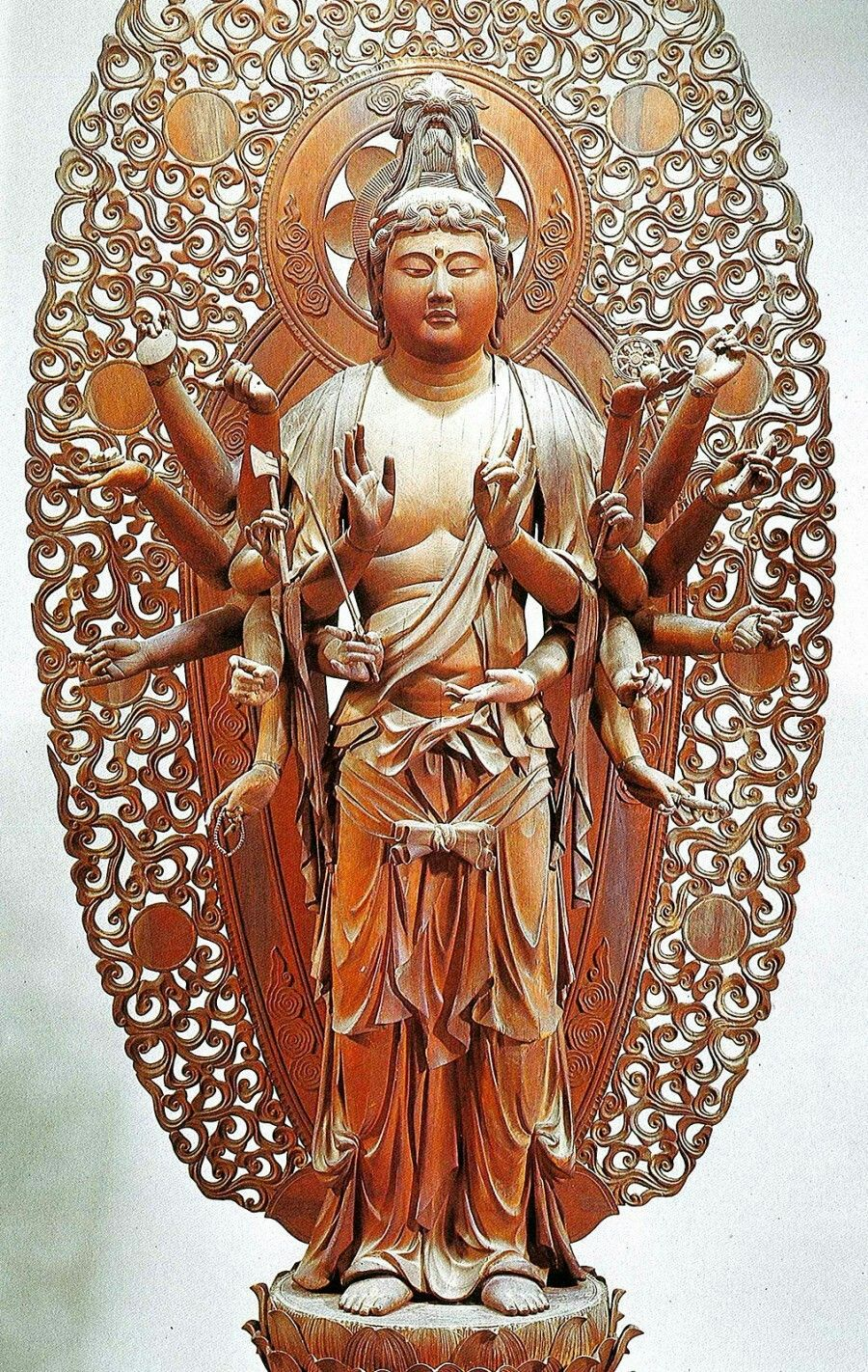 4.准胝観音☆ | Mandalas | Buddh...