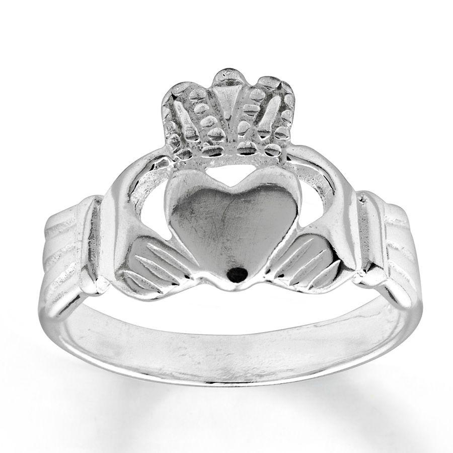 Kay Jewelers Claddagh 25th Wedding anniversary 4/21/14
