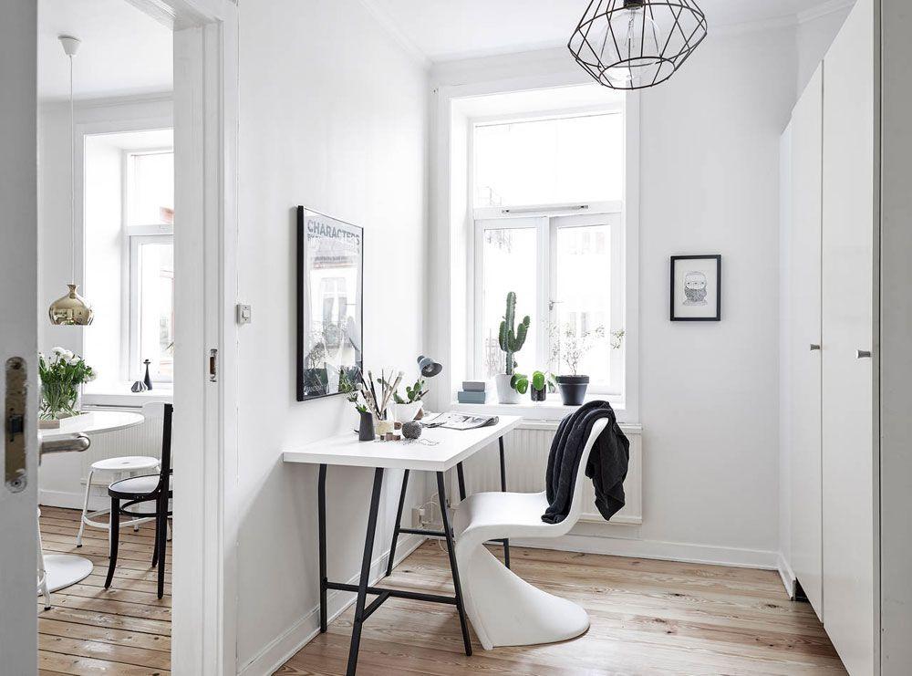 Swedish Interiors oracle, fox, sunday, sanctuary, white, minimal, swedish, interiors