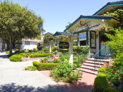 Briarwood Inn Carmel By The Sea California Located 5 Minutes
