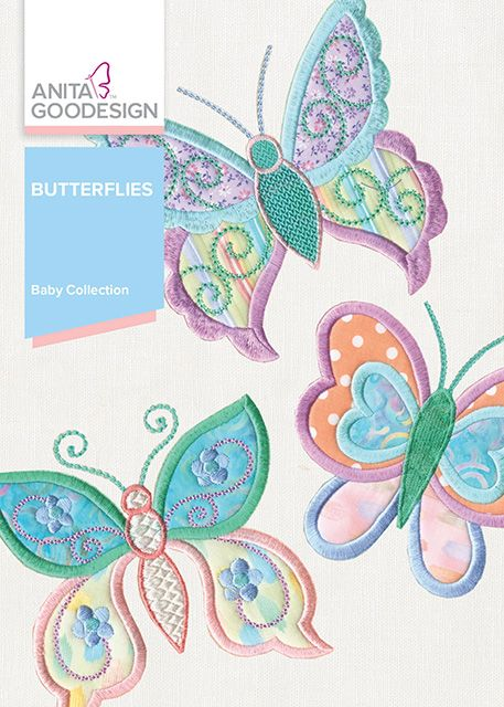 Springtime Sparkle Anita Goodesign Embroidery Design Machine CD