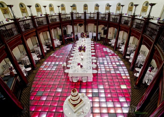 A Venue We Love Doing Time After Rainbow Room At Hotel Baker