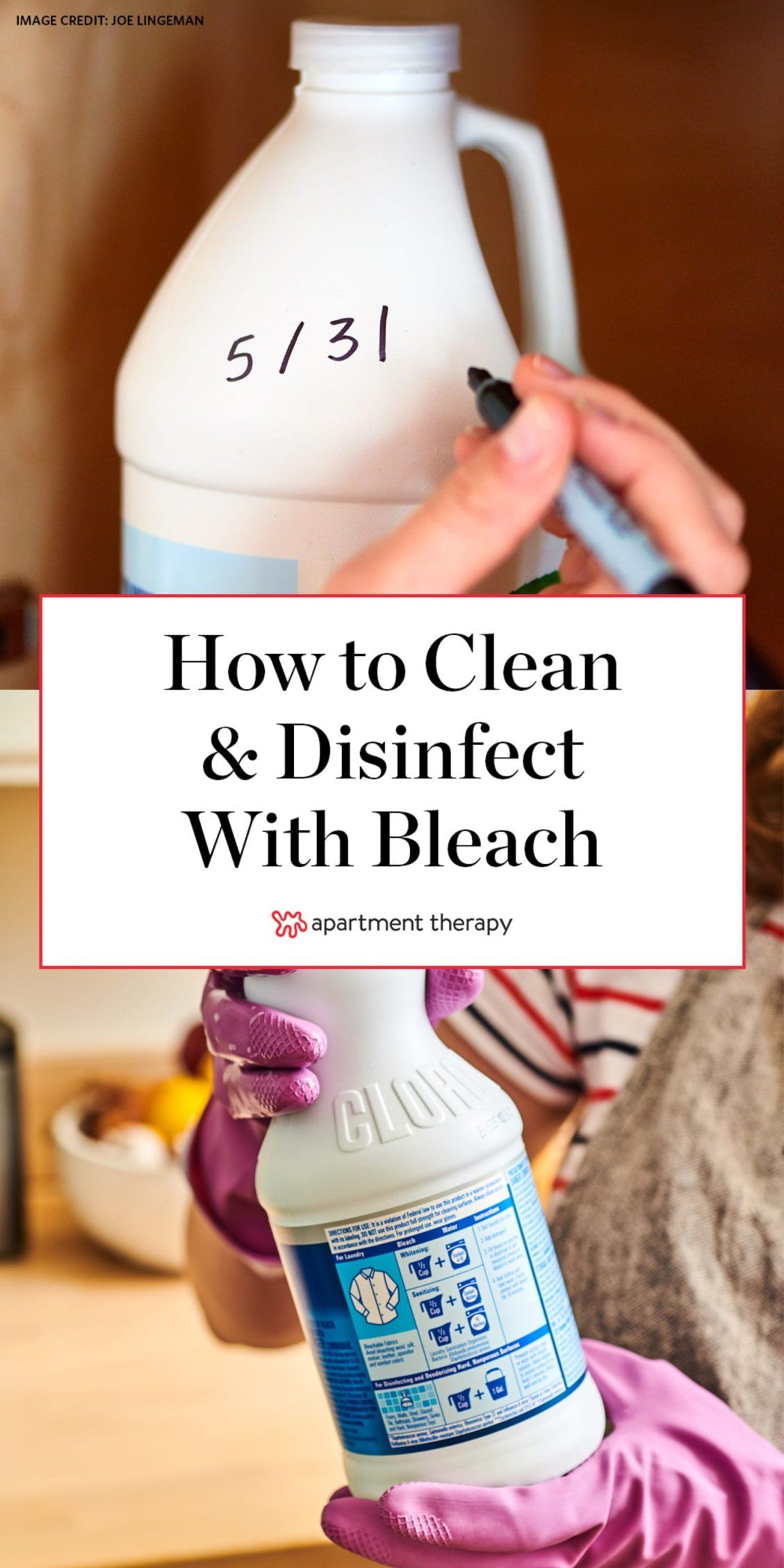 Everything You Ever Wanted to Know About Cleaning With