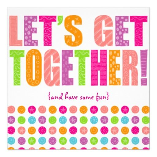 Let S Get Together Invitation Zazzle Com In 2019 Bbq Ideas