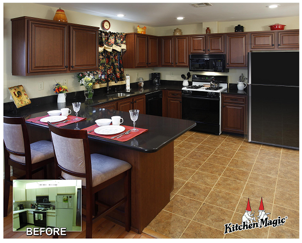 How Much Does Refacing Kitchen Cabinets Cost? -- Click ...