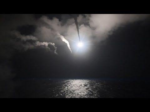USA STRIKES SYRIA