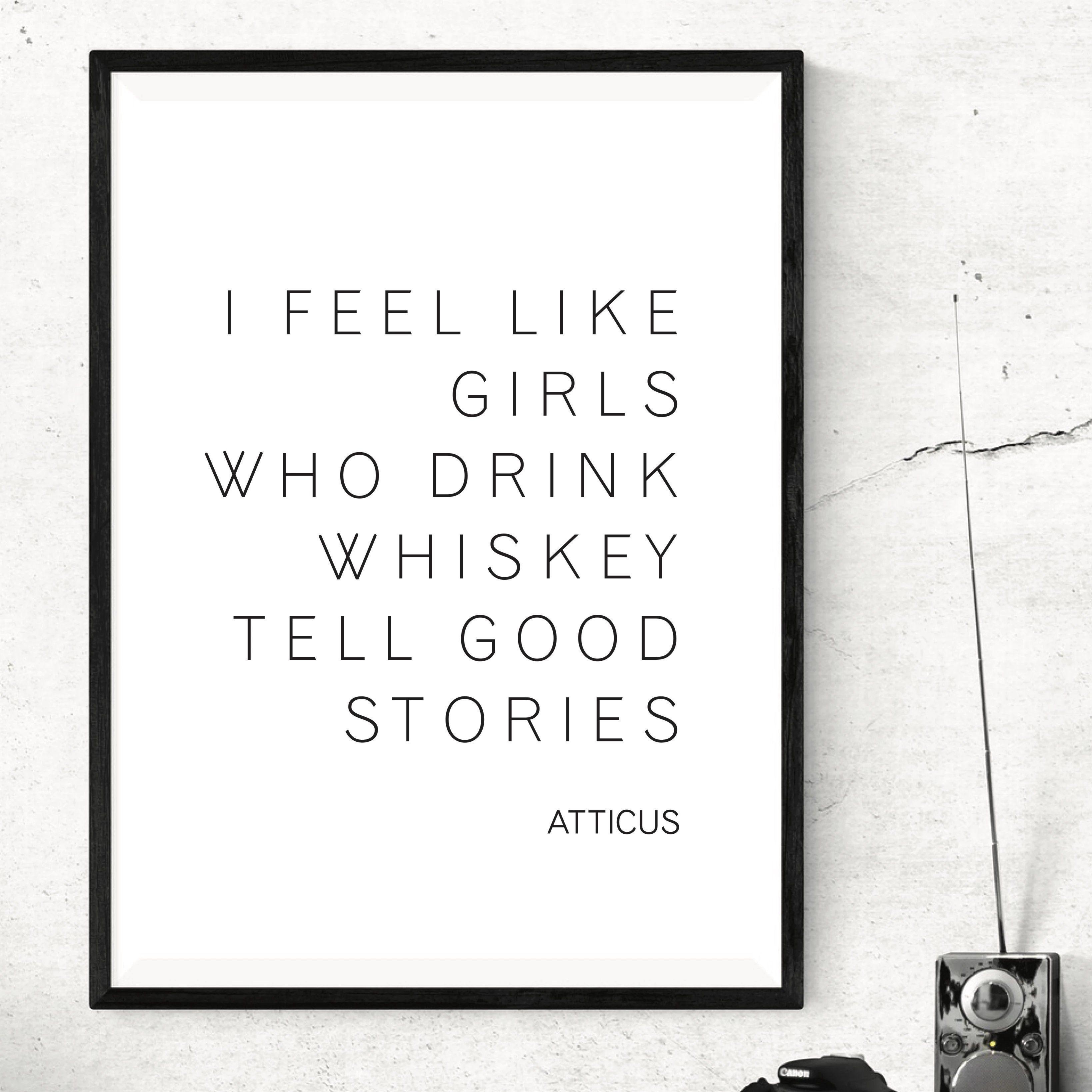 Whiskey - Print