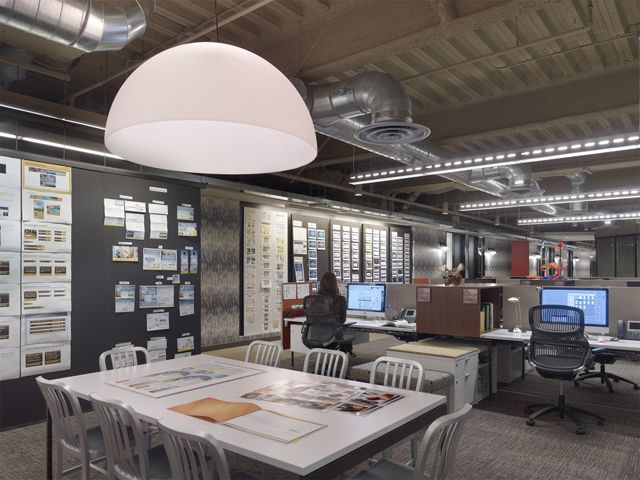 Workplace Strategy In Design HOK