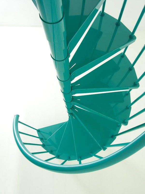 Best Fontanot Clip Spiral Stairs Spiral Staircase Types Of 640 x 480