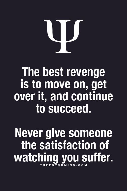 Stealing Is The Best Way To Get Revenge On Someone Especially If