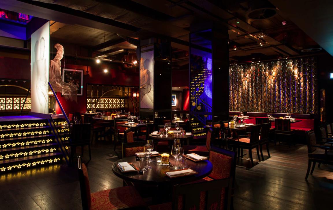 Societydining At Buddha Bar Restaurant Knightsbridge London