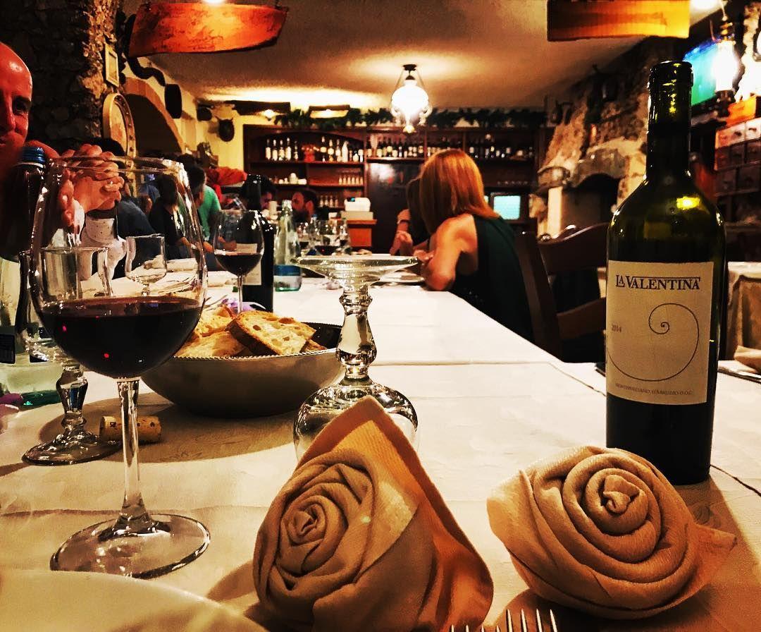 #vino #lavalentina #madeinitaly #good #wine #gooddinner #restaurant #alcastello #aielli #drink #picoftheday #photooftheday #rose #follow4follow #follow #iphone7plus
