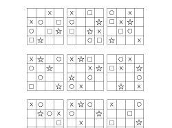 Lasten sudoku