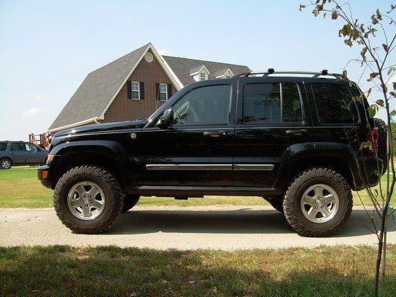 jeep kj lift maxxis bighorn 764 arb bumper ome rocksliders long range tank jeep jeep. Black Bedroom Furniture Sets. Home Design Ideas