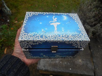 #Vintage #swedish ballerina #music box,  View more on the LINK: 	http://www.zeppy.io/product/gb/2/152297286858/