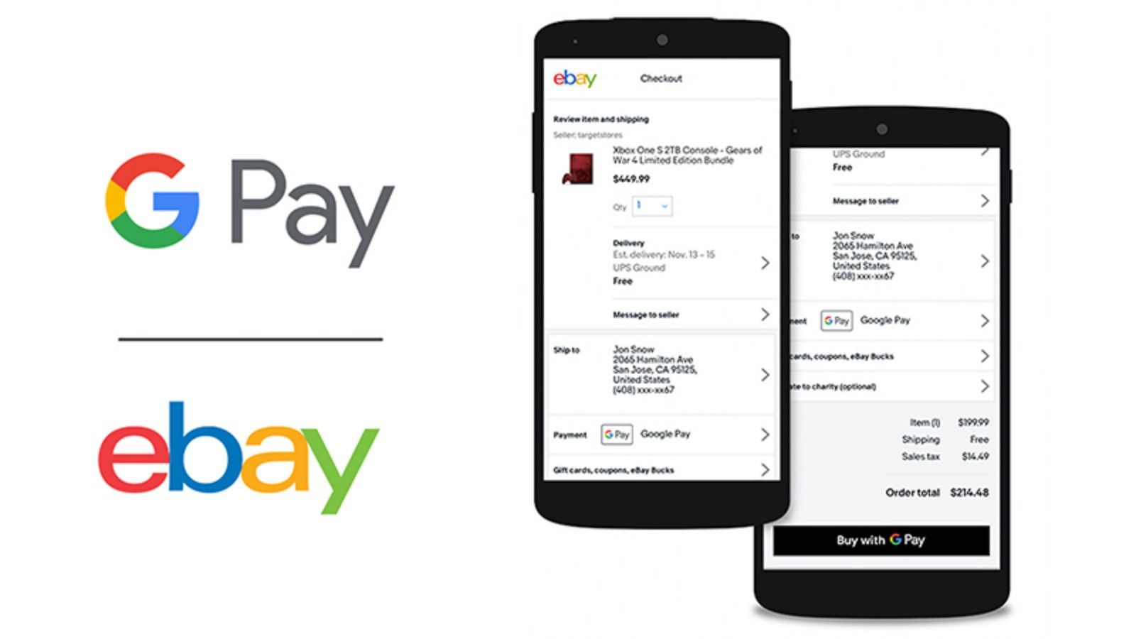 Ebay Expands Managed Payment Options Significantly With Google Pay