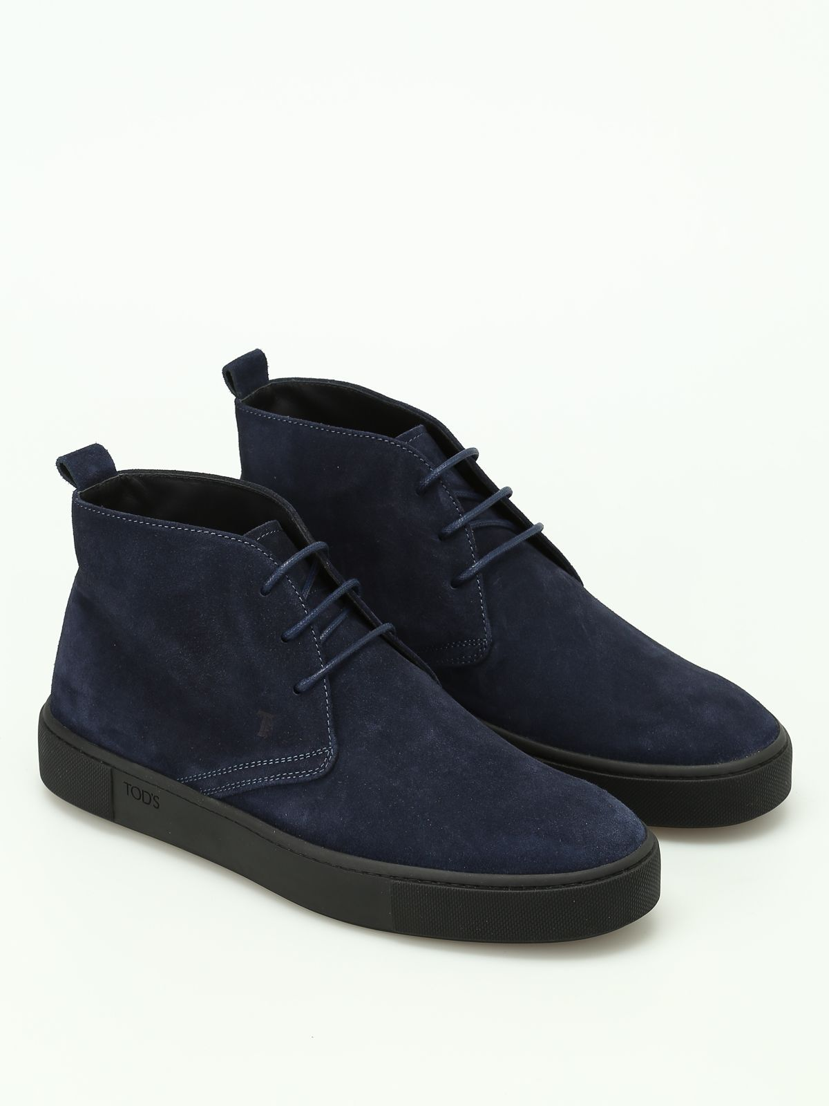 Best price on the market: Tod's Suede Desert Boots