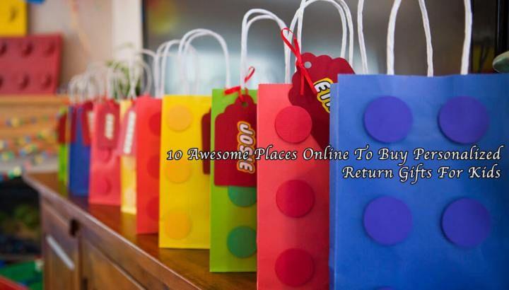 Buy Personalised Return Gifts Kids India In 2019 Return
