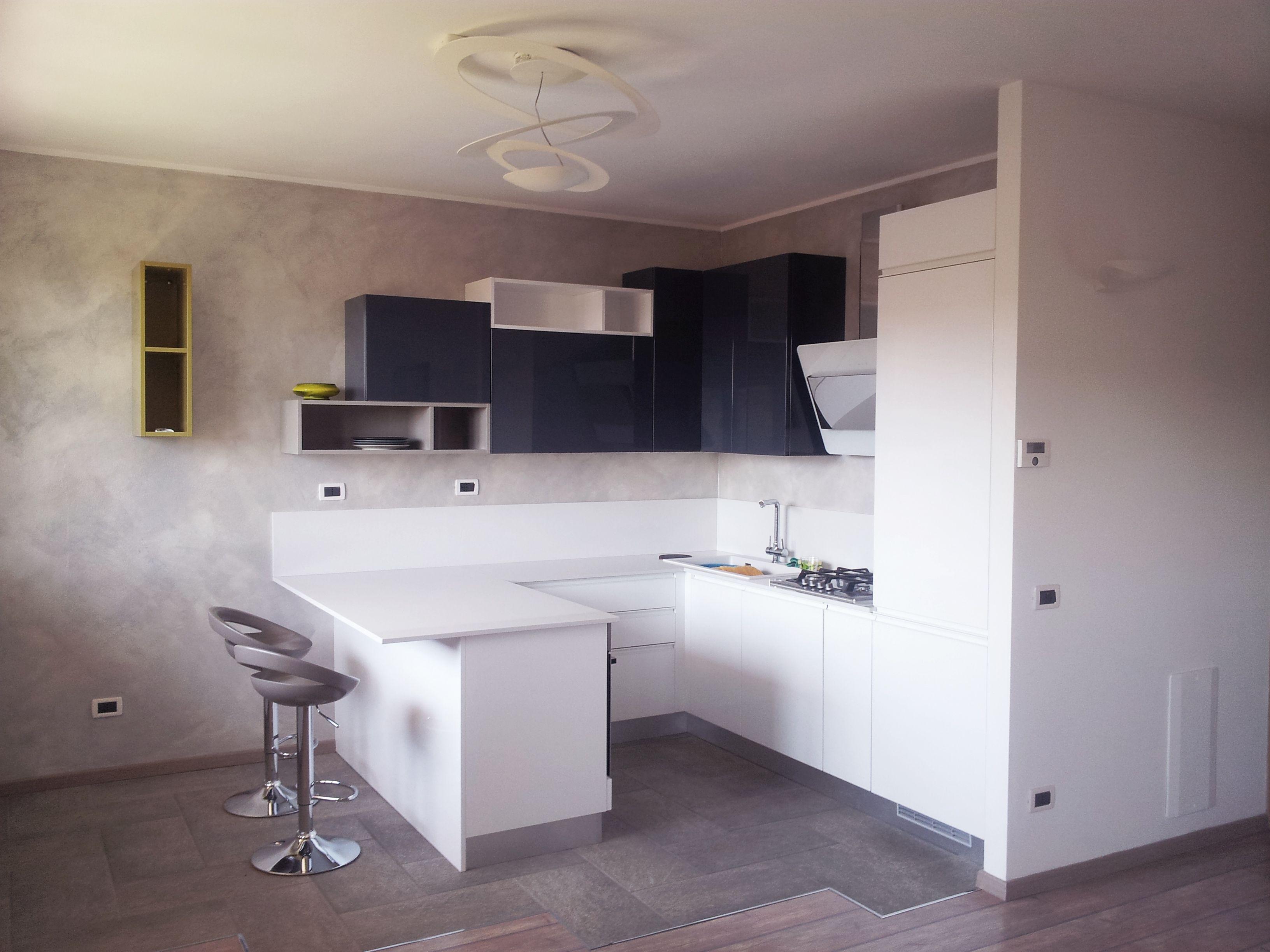 Cucina MOON, Arredo 3 #cucina #white #bianco   R2 Love your ...