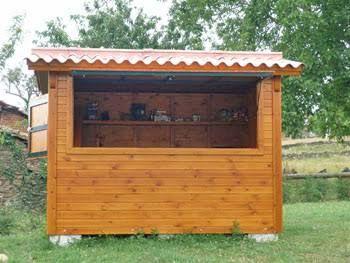 Resultado de imagen para caseta patio casetas de madera caseta de madera madera y patios - Casetas para exterior ...