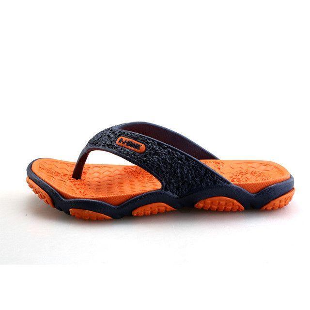05f2a728b384eb Men Designer Flip Flops Men s. 2016 Summer Men Designer Flip Flops Men s  Casual Sandals Fashion Slippers Breathable Beach Shoes ...