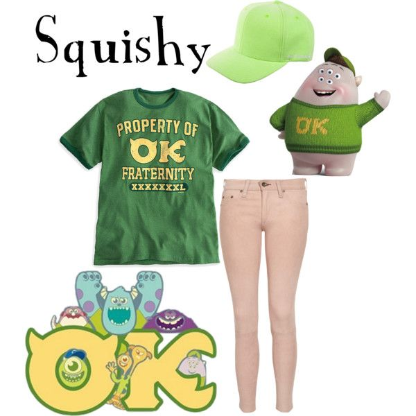 Designer Clothes Shoes Bags For Women Ssense Monsters University Costumes Squishy Monsters University Disney Outfits