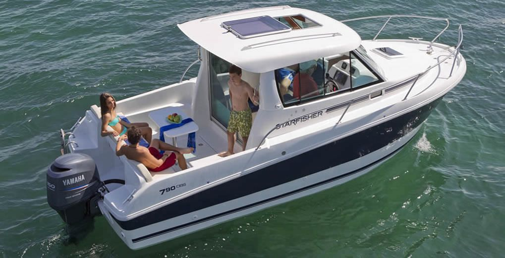 Small boats for sale boats and outboards autos post for Best small cabin boats