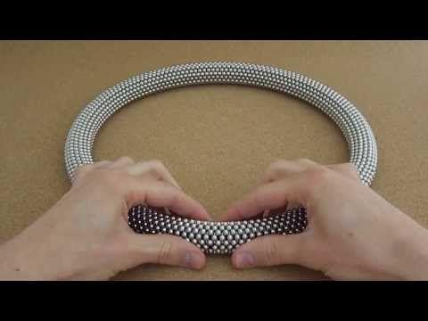 Octagon Stack Torus (Zen Magnets) - YouTube