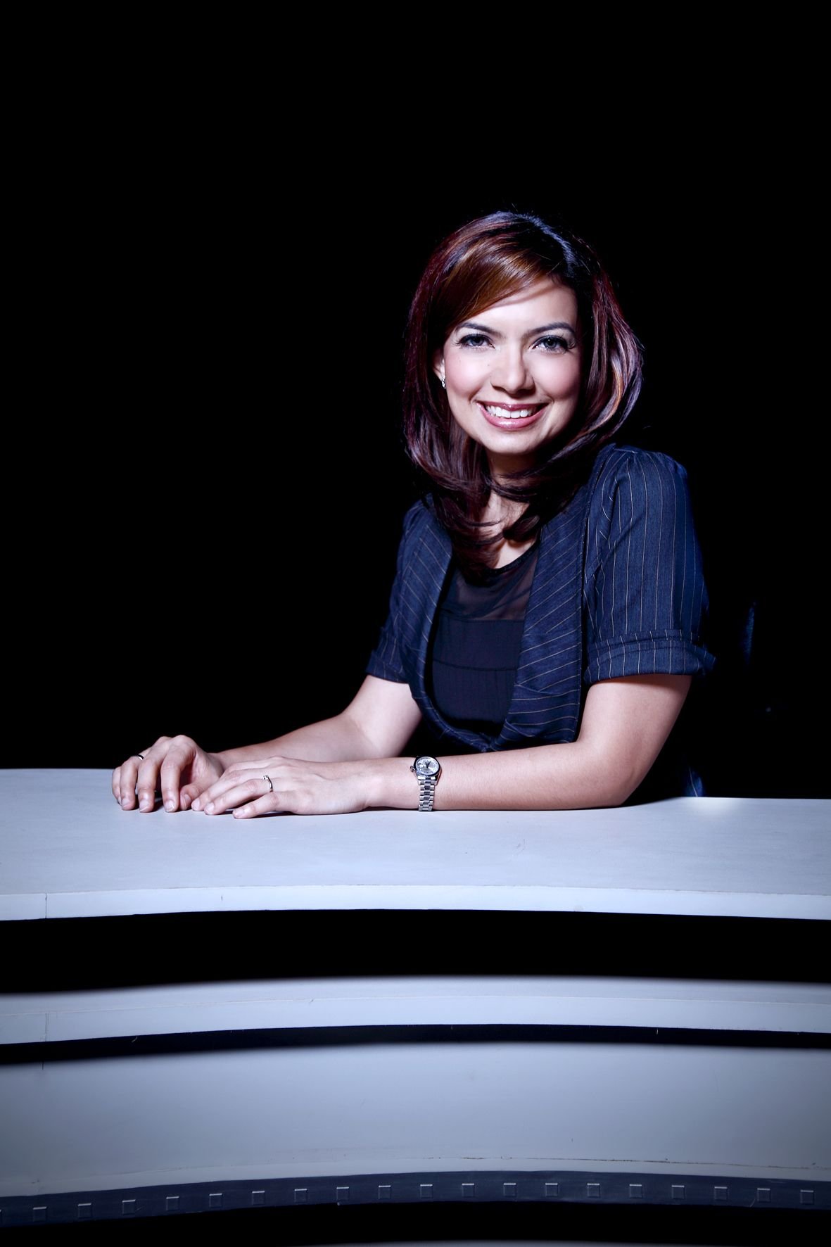 Pin Oleh Famous Beauty Indonesian Di Najwa Shihab