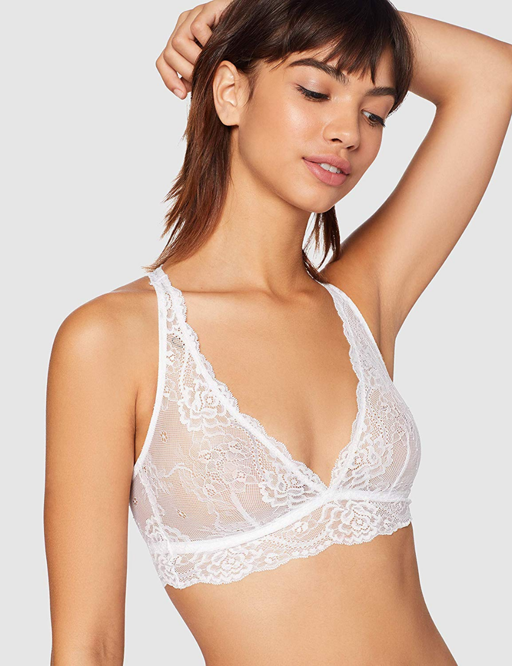 Iris /& Lilly Womens Lace Bralette