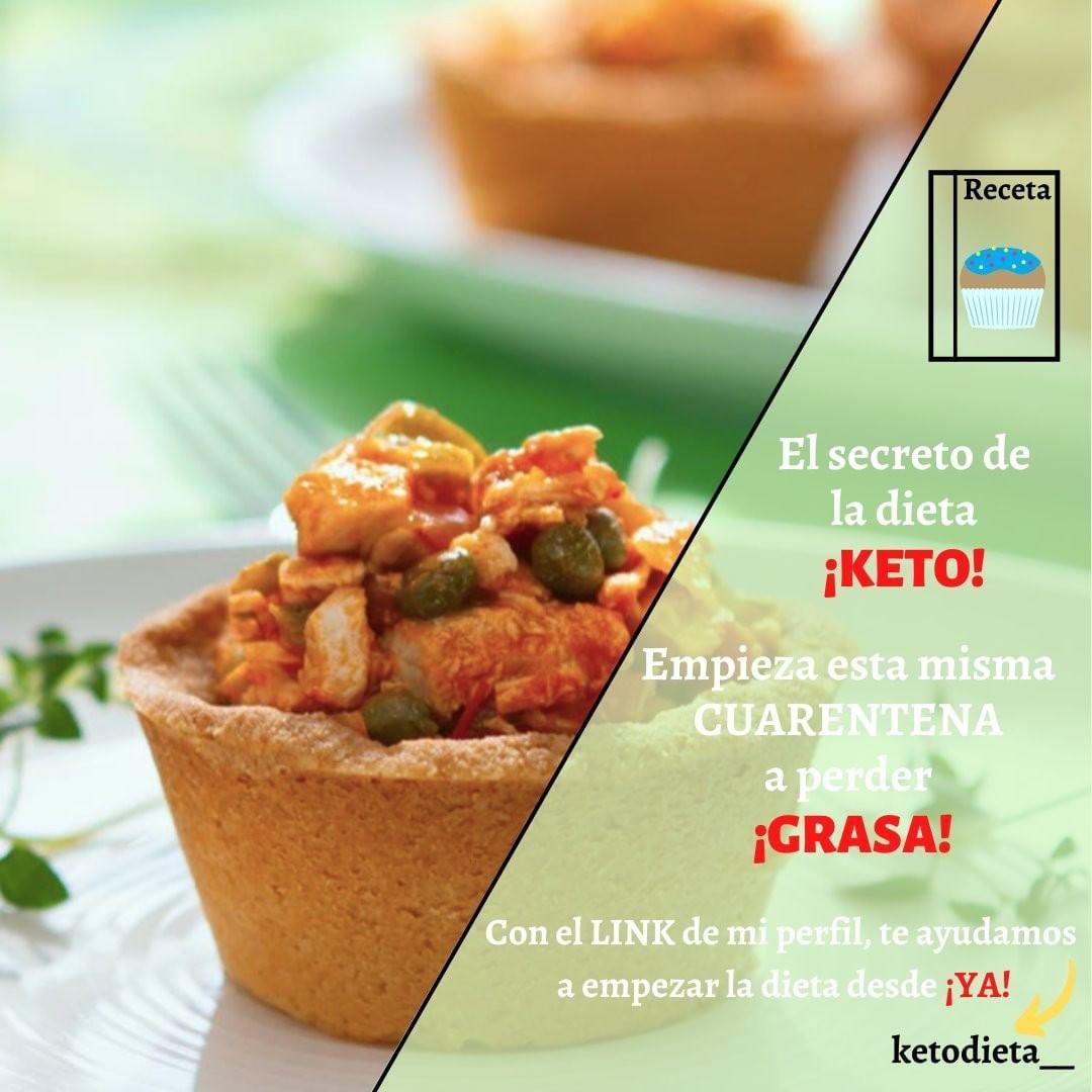 Dieta Keto En Español Ketodieta Posted On Instagram Receta Polvorosa De Pollo En El Dieta Keto Recetas Orgánicas Saludables Polvorosa De Pollo