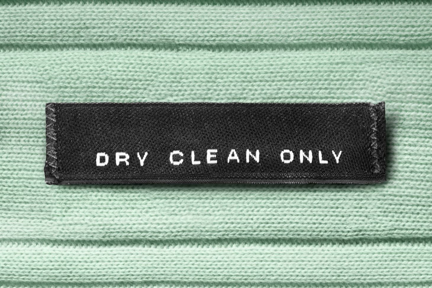 This Laundry Expert Says You Can Wash Dry Clean Only Clothes At Home Without A Kit Cleaning Clothes Dry Cleaning At Home Cleaning