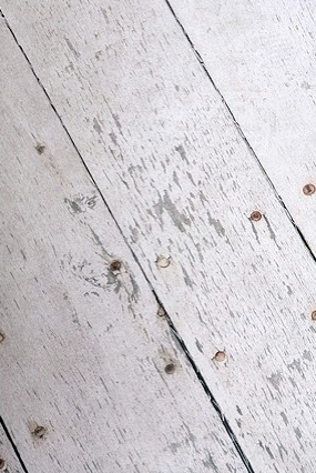 Love The Look Of Distressed White Washed Wood Floors Easy To Do