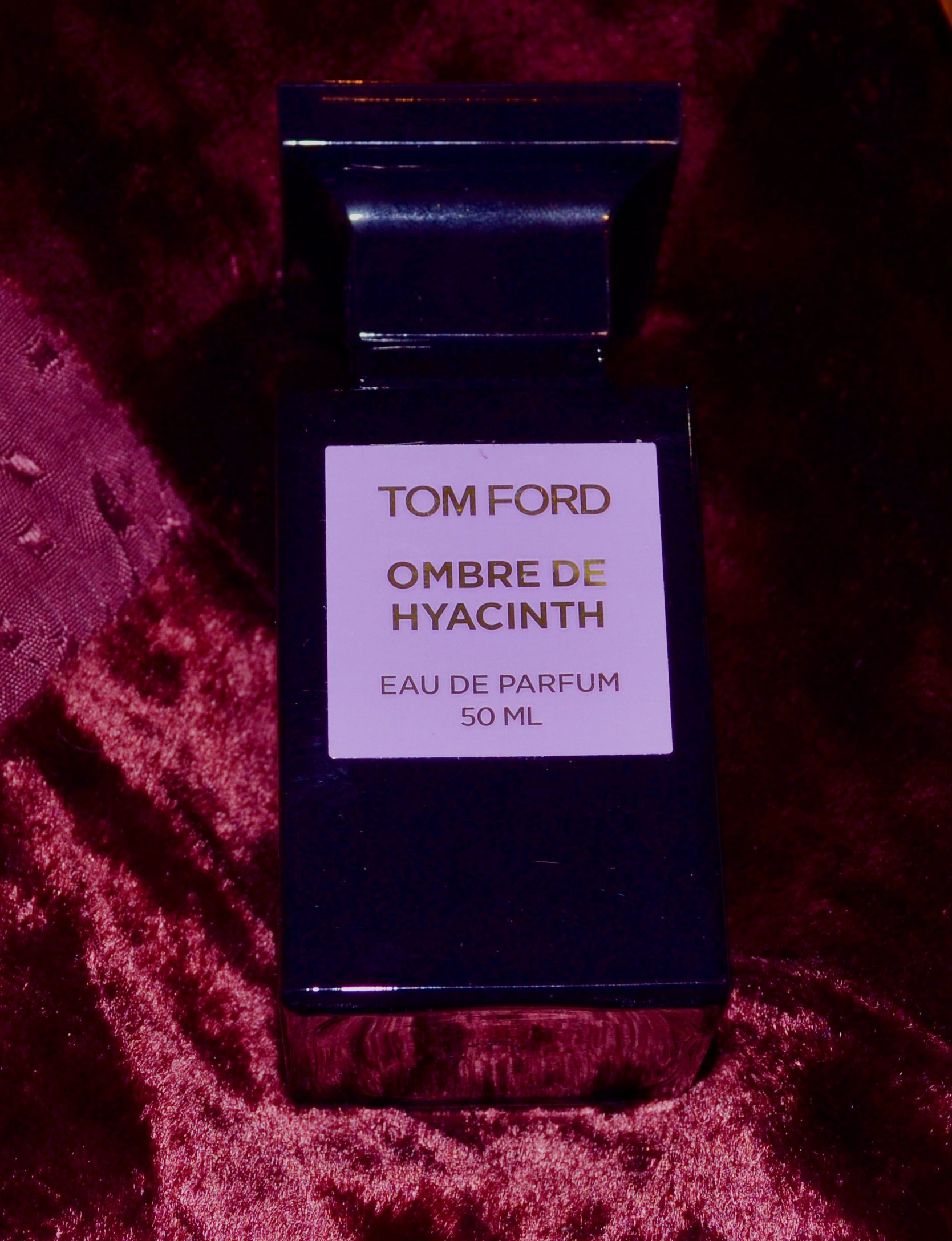 Tom Ford Ombre De Hyacinth Scents Perfume Collection Perfume