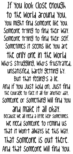 -One Tree Hill