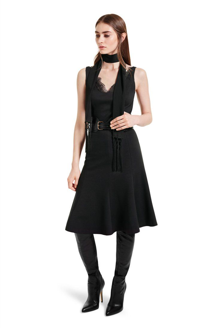 Altuzarra For Target Fashion Little Black Dress Black Dress [ 1092 x 728 Pixel ]