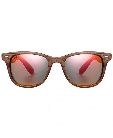 9c2bad0624 JULI Polarized Sunglasses Mens Womens Original Wayfarer Vintage ...