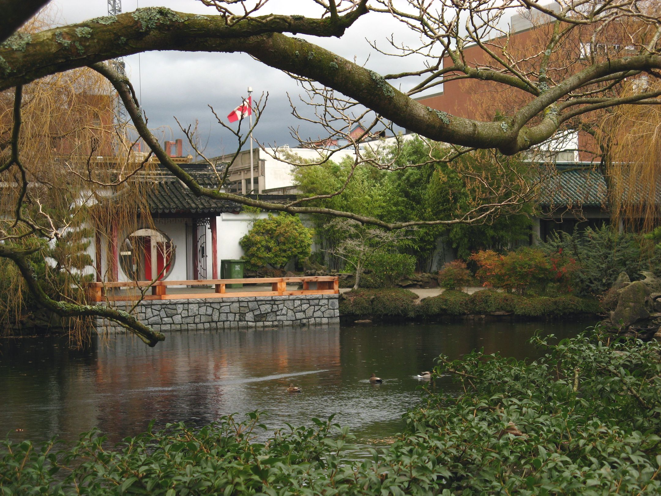 Sun Yat Sen Garden, Vancouver, British Columbia, Canada