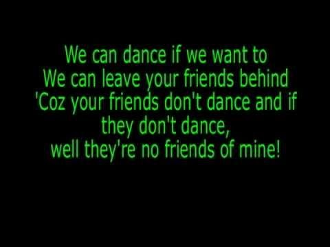 Men Without Hats The Safety Dance Song I Sing At Non Serious