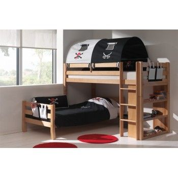 lit enfant superpos et sommiers 90 x 200 cm double bed prochains achats pinterest lit. Black Bedroom Furniture Sets. Home Design Ideas