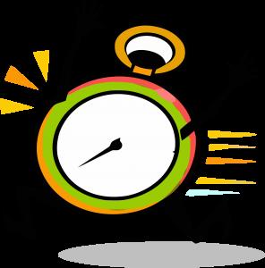 Run O Clock Cartoon Clipart Png Cartoon Clip Art Clip Art Cartoon